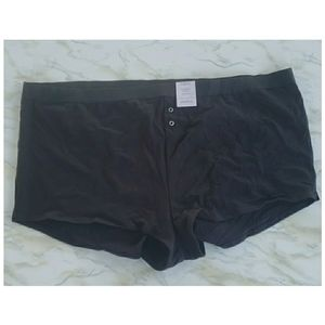 Auden Boyshorts 4X (28-30) Womens Underwear